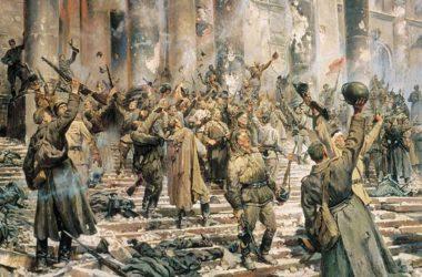 Праздник освобождения. Христианские параллели Великой Победы