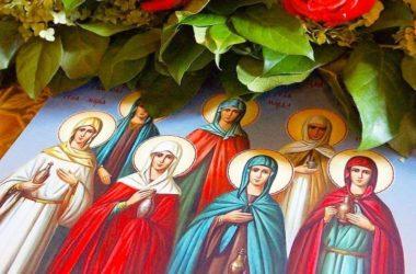 Протоиерей Николай Пичейкин: С Международным Православным женским днем!