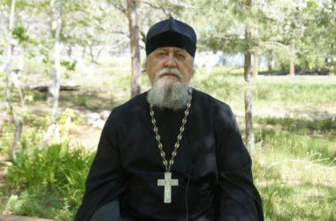 Протоиерей Анатолий Безбородов: «Мы веруем в Бога!»