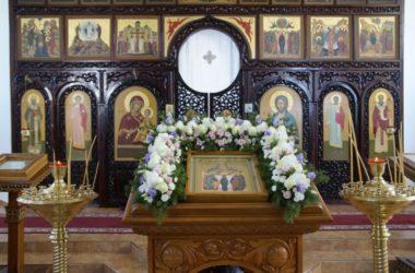 В Свято-Вознесенском монастыре в Дубовке прошел престольный праздник