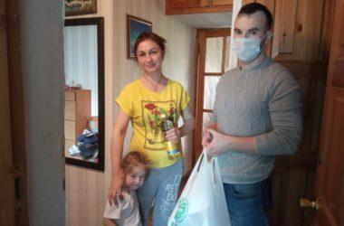 Помощь людям на самоизоляции оказывают во всех благочиниях Волгоградской епархии
