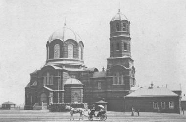 История храма на площади с восемью названиями