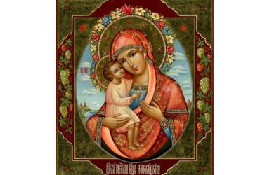 История явления иконы Богородицы Жировицкая