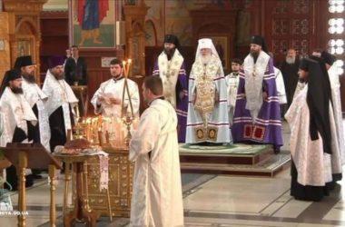 Во всех храмах Одессы вознесены молитвы о жертвах трагедии 2 мая 2014 года