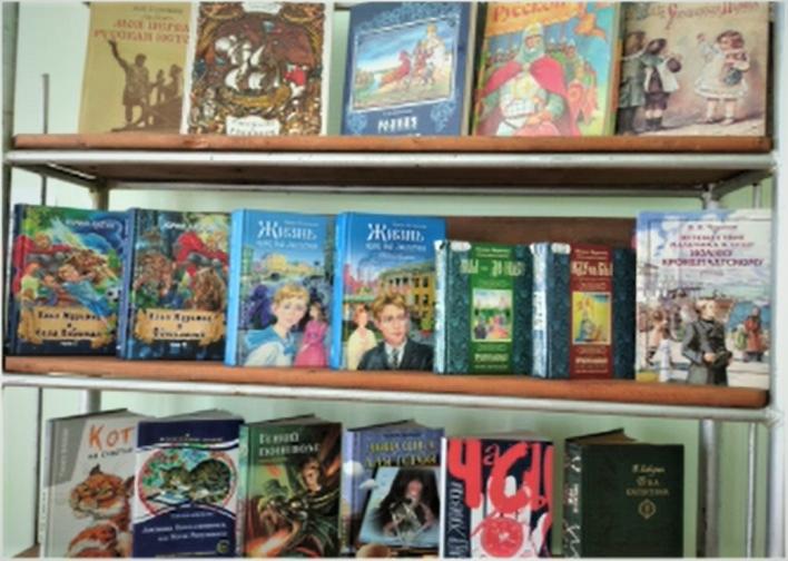 Библиотека Царицынского православного университета приглашает на онлайн-выставку «Ну что же еще почитать?»