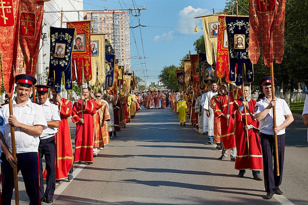 Год назад в Волгограде прошли общегородские торжества в память Николая Попова