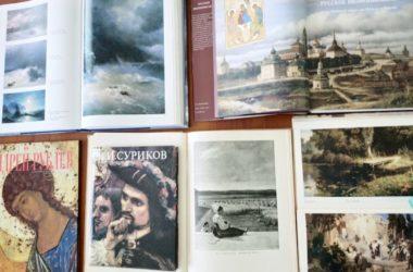 Онлайн-выставка ко Дню Святой Троицы открылась в библиотеке Царицынского православного университета