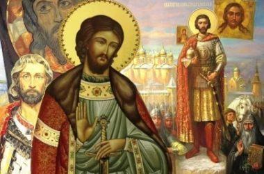 Сегодня день рождения Александра Невского