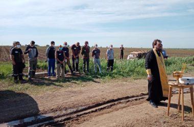 Руководитель отдела по тюремному служению Волгоградской епархии посетил осужденных на месте их работы