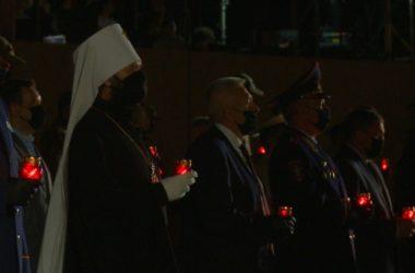 На «Союзе» рассказали об участии митрополита Феодора в памятной акции «Завтра была война»