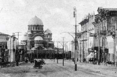 На телеканале МТВ вышла передача о возрождении собора Александра Невского