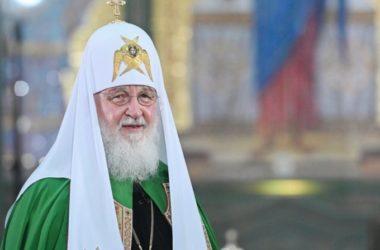 Слово Святейшего Патриарха Кирилла после Литургии в главном храме Вооруженных сил России