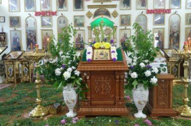 Завершение фоторепортажей о благоустройстве Волгоградских храмов: «Каждый святой храм – это частица неба на земле»