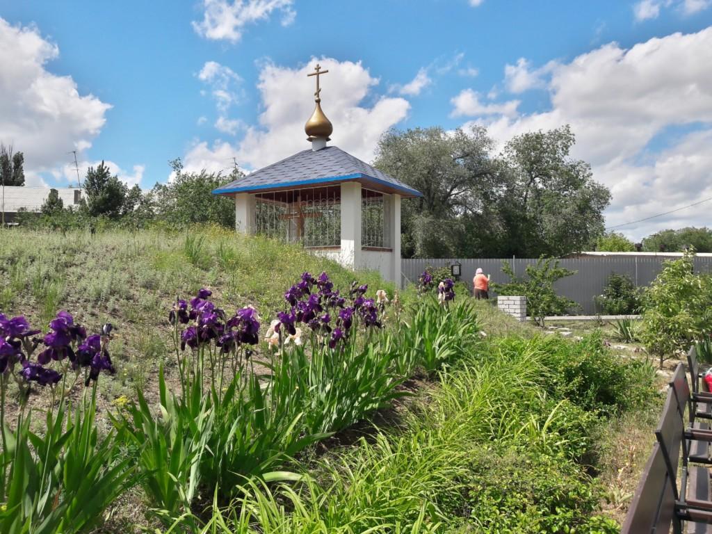 Волгоградские храмы готовятся к Троице