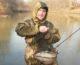 Более ста килограммов рыбы передано нуждающимся благодаря акции «Добрая рыбалка»