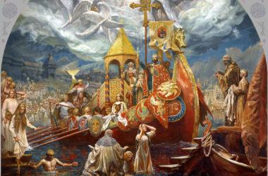 День памяти святого равноапостольного князя Владимира