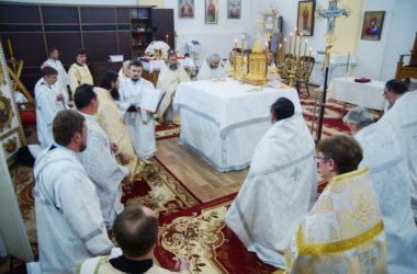 Храм святого пророка Илии освящен великим чином