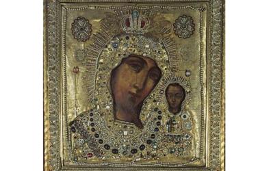 Православная Церковь празднует день явления иконы Пресвятой Богородицы во граде Казани
