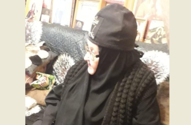 В Свято-Духовском монастыре простились со схимонахиней Пелагеей