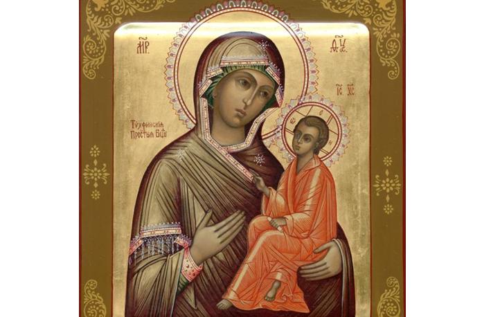 Сегодня праздник Тихвинской иконы Божией Матери