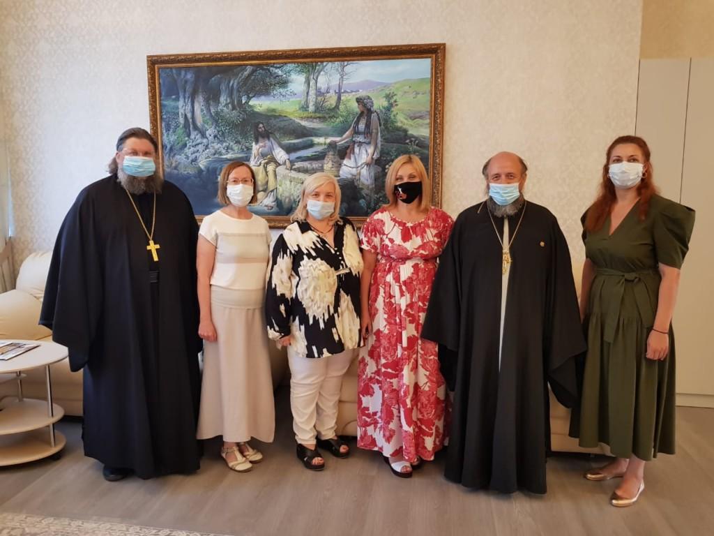 В Волгоградской митрополии завершился региональный этап Всероссийского конкурса «За нравственный подвиг учителя»