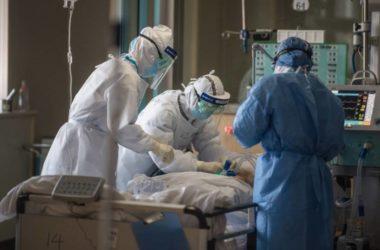 Помолимся о труждающихся ныне в лечебницах Волгограда