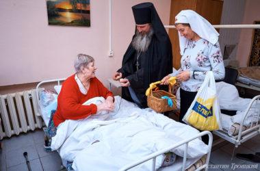 Свято-Елисаветинское сестричество приглашает к участию в акции по сбору продуктов
