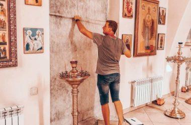 Благодаря пожертвованиям в волгоградском храме будут установлены боковые двери