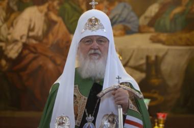 В праздник Преображения Господня Святейший Патриарх Кирилл совершил Литургию в Храме Христа Спасителя
