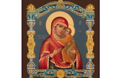 Явление Толгской иконы Божией Матери