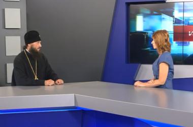 Митрополит Феодор в интервью ТВ:  Жизнь во Христе поистине счастливая