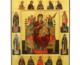 Святая Церковь чтит икону Богородицы Всецарица (Пантанасса)