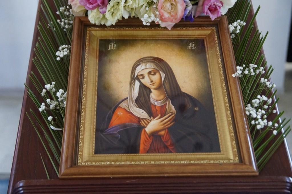 Во что мы веруем: Об иконе Божией Матери «Умиление»