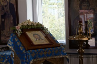 Евангелие дня: Литургия в день Перенесения из Едессы в Константинополь Нерукотворенного Образа (Убруса) Господа Иисуса Христа