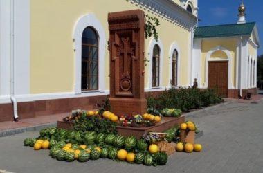 Празднование Преображения Господня в Никольском кафедральном соборе Камышина