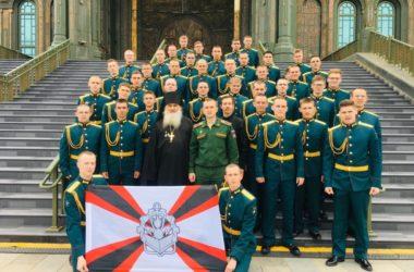Православный хор Инженерных войск «За веру и Отечество» примет участие в архиерейских богослужениях в Волгограде