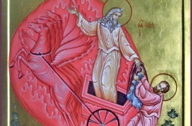 Святая Церковь чтит святого пророка Божиего Илию Фесвитянина