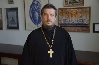 Протоиерей Алексей Маслов назначен настоятелем храма Всех Святых на Мамаевом кургане