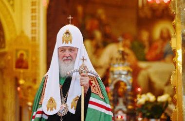Патриарх Кирилл о роли женщины в Церкви