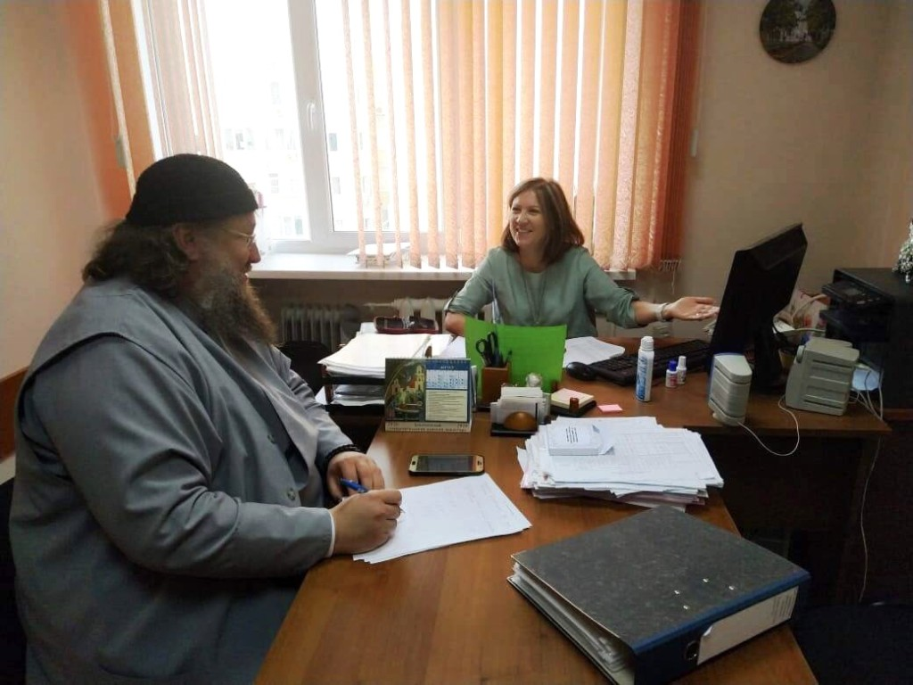 Педагогов воскресных школ Волгоградской епархии обучат дистанционным технологиям