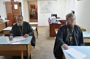 Сотрудники отдела по взаимодействию с казачеством Волгоградской епархии приняли участие в онлайн-семинаре