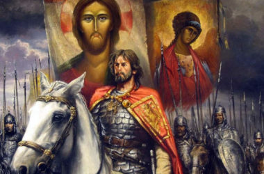 Слово в день памяти благоверного князя Александра Невского