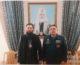 Накануне праздника иконы «Неопалимая купина» прошла встреча митрополита Феодора и генерал-майора Николая Любавина