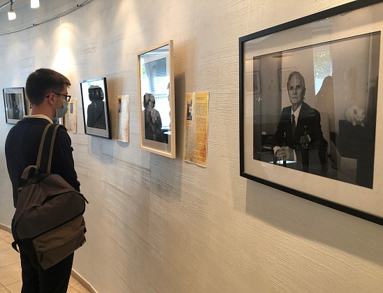 В Волгограде открылась выставка к 75-летию Победы «Самая дорогая фотография»