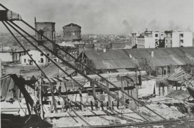 Храмы и священнослужители Сталинградской епархии в 1941-1945 гг.