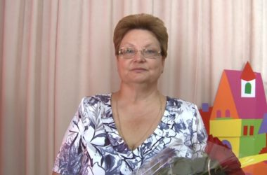 Директор лицея N 9 Ирина Жигульская: с Днем знаний!