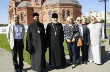Волгоград посетил протоиерей Леонид Калинин