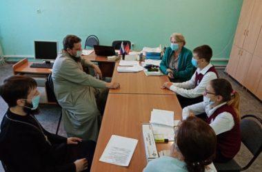 Волгоградские школьники примут участие в православных конкурсах