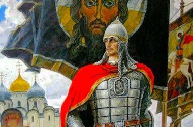 Добровольцы Никольского собора организовали конкурс, посвященный Александру Невскому