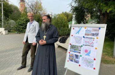 Урбанисты подчеркнут роль Урюпинского часовни при реконструкции Комсомольского сада
